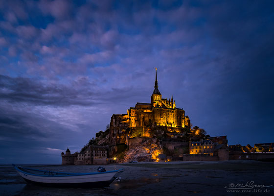 Mont St. Michel - France