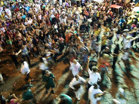 Rio de Janeiro, Strassenkarneval
