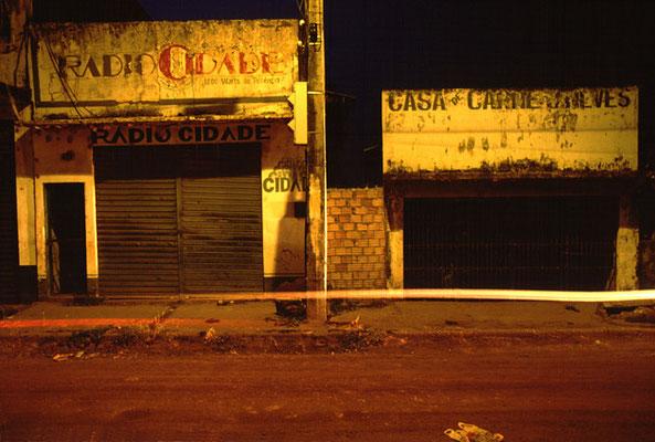 Peixoto de Azevedo, Bundesstaat  Mato Grosso, Der Boom ist vorbei, die Glücksritter sind weitergezogen.