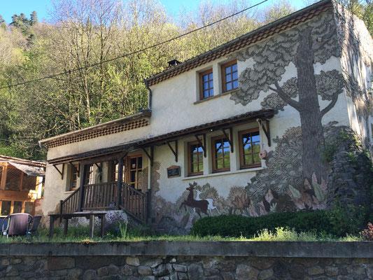 La Villa Victoria - Chambres d'hôtes - vous invite à aller visiter l'auberge du Civadoux.