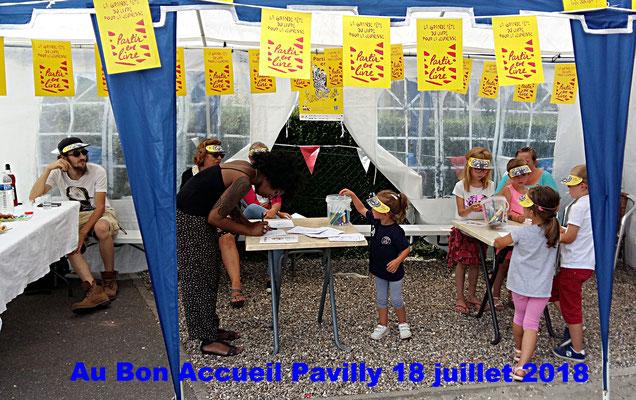 Au Bon Accueil Pavilly 18 juillet 2018