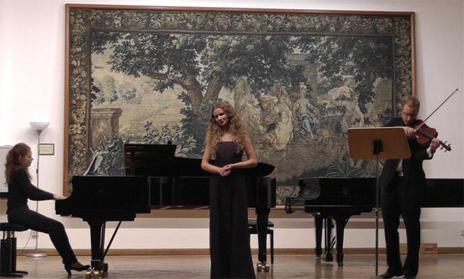 Konzertsaal des LMZ Augsburg 2012
