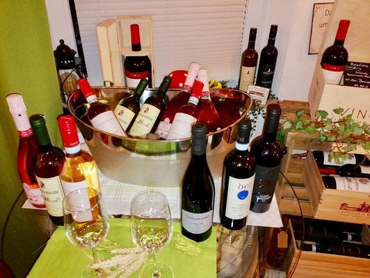 Weinprobe Vinothek Luz