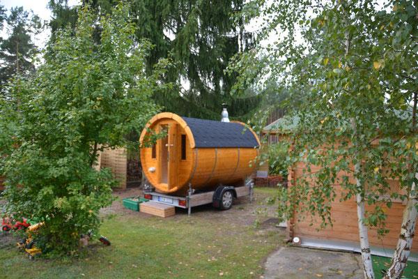 Sauna mieten
