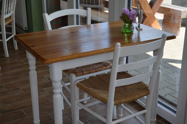 Tischlein zu zweit