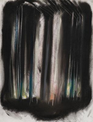 Untitled pastel on paper/2018 53.0×41.0(P10) 撮影/齋藤 裕也 個人蔵