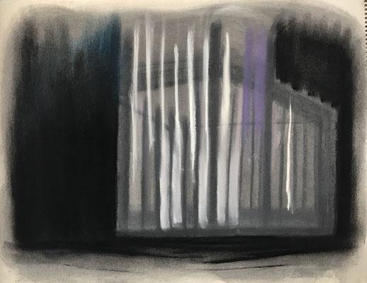 pastel on paper/2018 53.0×41.0(P10)