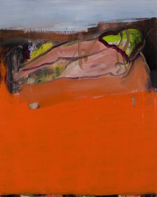 Inocence2014-2020  Oil on Canvas F40(100×80.3)  撮影/齋藤 裕也 個人蔵