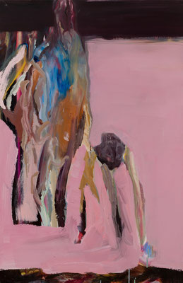 2018-2020 Oil on Canvas F40(100×80.3) 撮影/齋藤 裕也 個人蔵