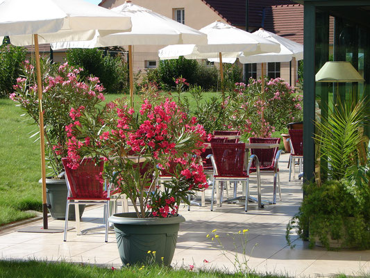 Hôtel entre Beauce et Perche proche de Châteaudun