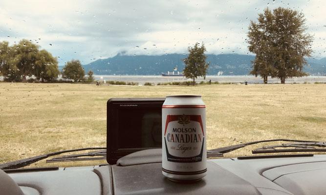 Molson, das Bier unserer Wahl für die besonderen Momente. Auch in der Version ohne Alkohol, da heißt es Exel.
