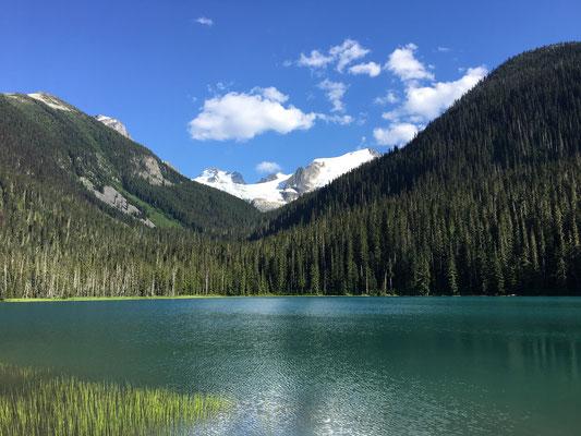 Och … nur dieser kleine Vorgeschmack auf die Nationalparks der Rockies.