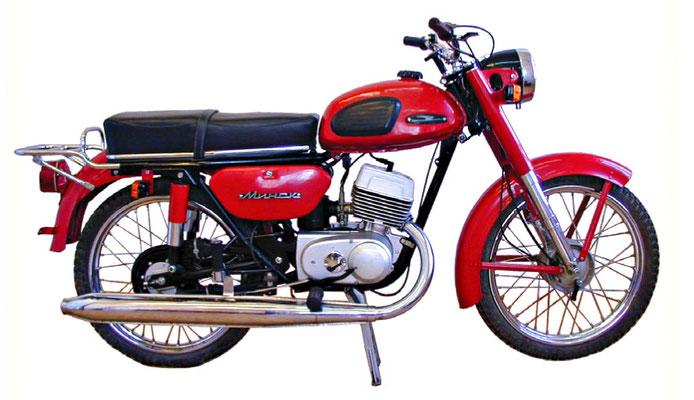 Ersatzteile Motorrad Minsk