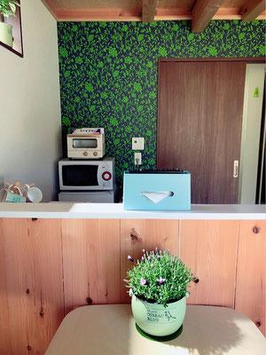 Living + Dining area (1st floor)