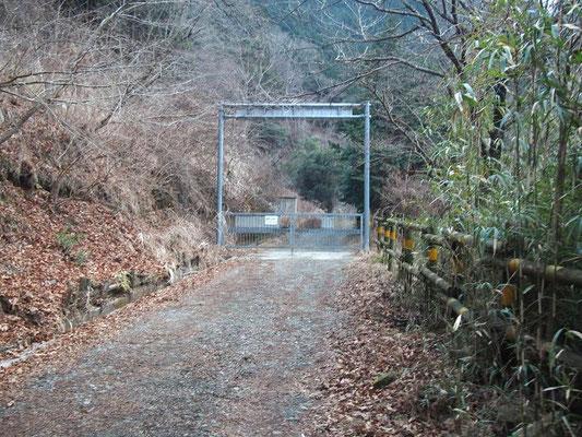 二つ目のゲート
