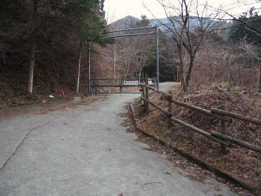 一つ目のゲート