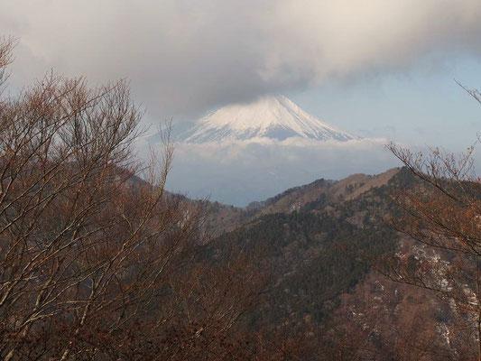チョコッと富士山