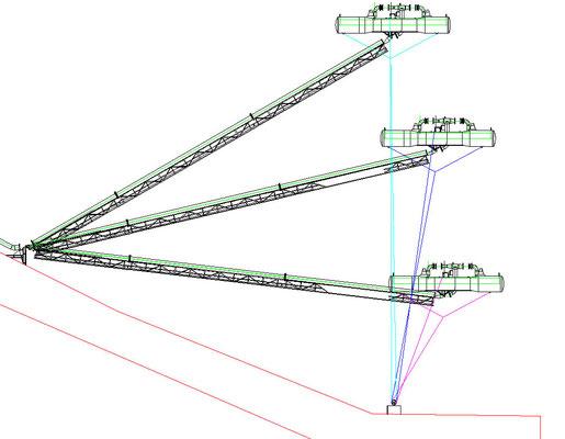 parallaxe - radeau pompage cinématique d'origine
