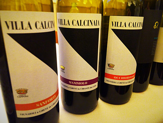 Toscana, vitigni autoctoni. Etesiaca itinerari di vino blog