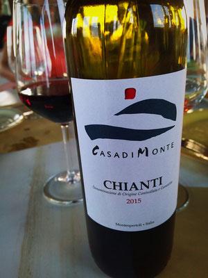 Casa di Monte, Chianti Classico, Toscana. Etesiaca Itinerari di vino blog