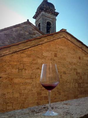 Valdorcia. Etesiaca itinerari di vino blog