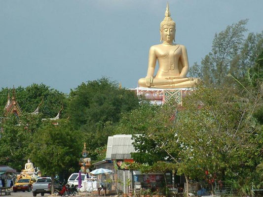 Big Buddha - Koh Samui - 2004