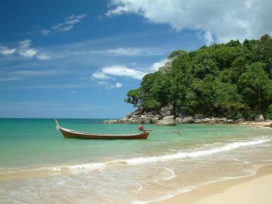Phang Nga - Lonely Beach -