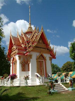 Phuket - Wat Karon -