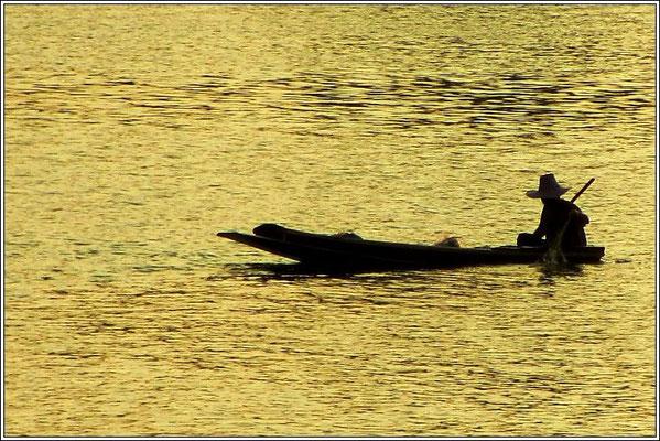 Fisherman - Sangkhla-Buri