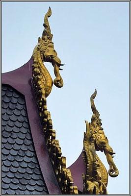 Wat Wang Chang - Chiang Rai