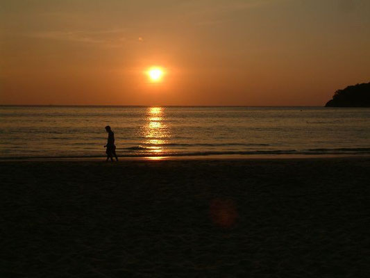 Phuket - Kata Beach - Sunset