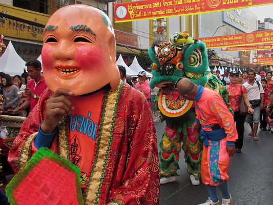 Chinese New Year 2018 - Final Parade