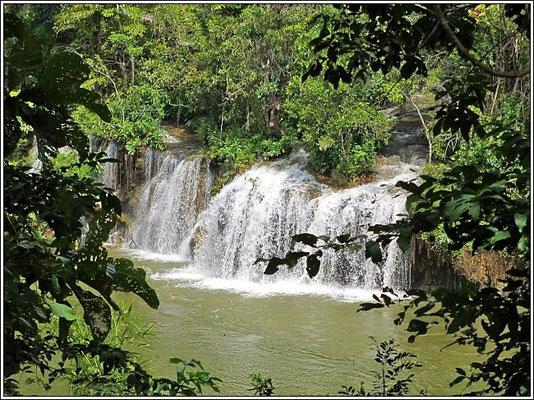 Waterfall - Kanchanaburi