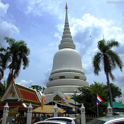 Phra Sri Mahathat - Bangkok - Thailand