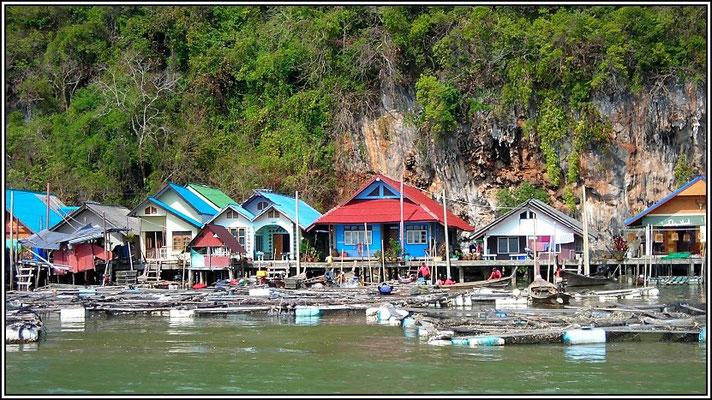 Phang Nga Bay - Koh Panyee