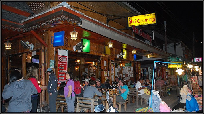 Pai - Walking Street - Restaurant