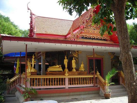 Kanchanaburi - Temple -