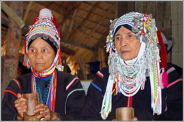Akha - Hill Tribe Village