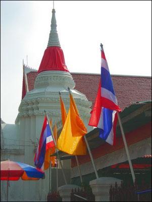 Wat Paramaiyikawat - Koh Kret