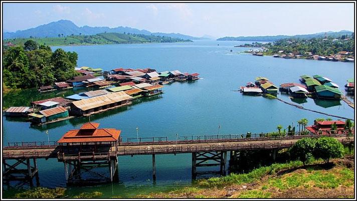 Khao Laem - Sangkhla-Buri District