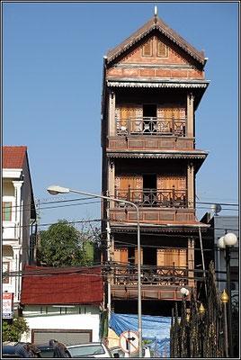 Vientiane - Townhouse