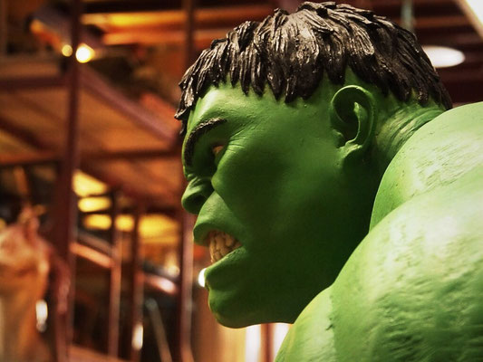 Hulk - Papaya Vintage - Lat Phrao - Bangkok