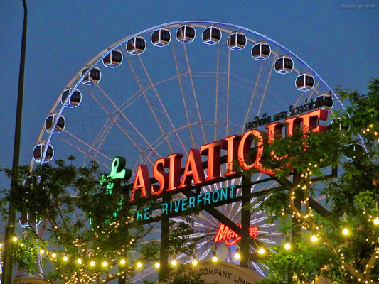Asiatique The Riverfront - Bangkok