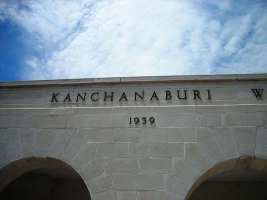 Kanchanaburi - War Cemetery