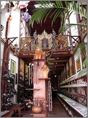 Luang Prabang - Art Gallery