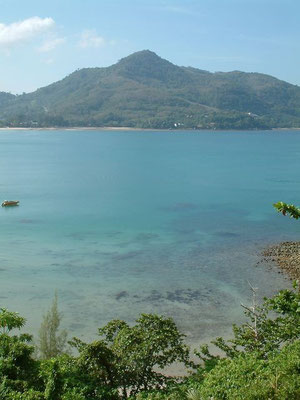 Phuket - Near Patong Beach -