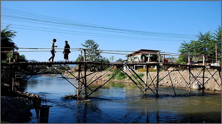 Pai - Pai River