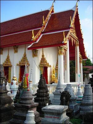 Temple - Koh Kret