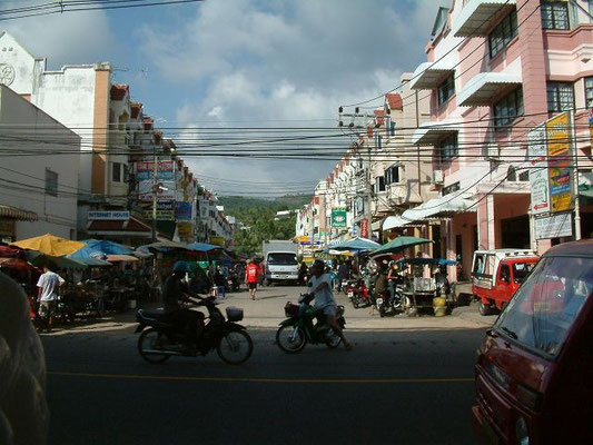 Phuket - Karon Center -