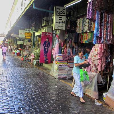 Scott Market - Yangon - Myanmar